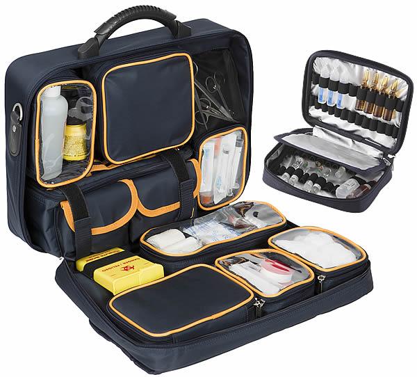 496ee311f6f2 Каждому врачу, работающему на выезде, требуется такой аксессуар как медицинская  сумка, ведь именно в ней он будет носить различные диагностические ...