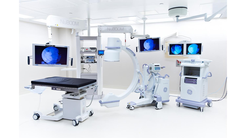 Диагностическое оборудование, применяемое в урологии