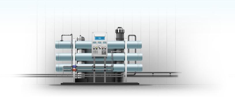 Виды систем медицинской водоподготовки