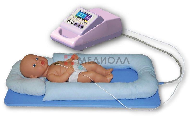 Кроватка с подогревом для новорожденных variotherm 2000